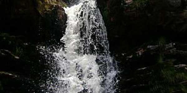 Fel�cio dos Santos-MG-Cachoeira das Carrancas-Foto:Sergio Bernardo