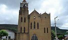 Felisburgo - Igreja Matriz de Felisburgo-MG-Foto:marcelo denis