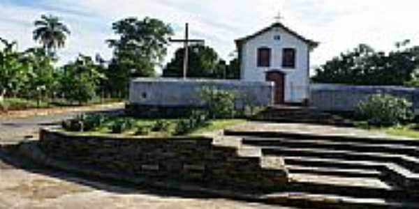 Igreja do Rosário-Foto:Fernando Bezerra [Panoramio]