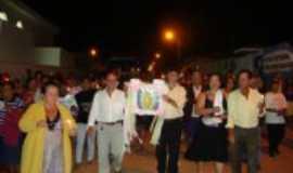 Ferreirópolis - Festa da Igreja, Por Marques Pereira