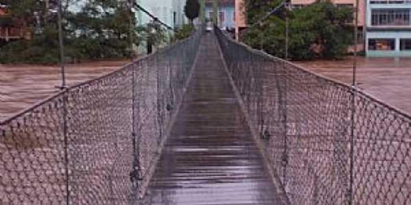 Ferros-MG-Ponte de Arame-Foto:jsmjunior