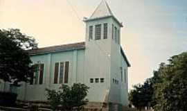 Ferruginha - Ferruginha-MG-Igreja Matriz-Foto:Fabricio