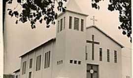 Ferruginha - Ferruginha-MG-Igreja Matriz inaugurada em 1961-Foto:Fabricio