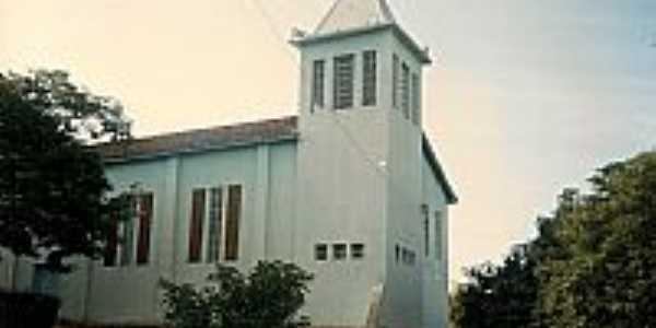Ferruginha-MG-Igreja Matriz-Foto:Fabricio