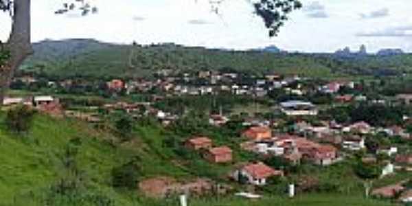 Ferruginha-MG-Vista da cidade-Foto:Douglas louback