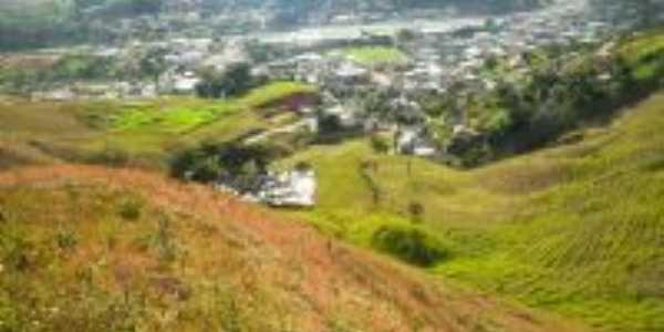 Vista do Cruzeiro de Fervedouro, Por Laudemar Martins Fonnseca