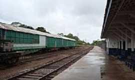 Porto Grande - Estação Ferroviária-Foto:Alan.Kardec
