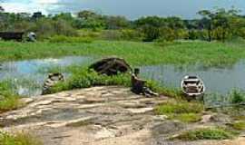 Porto Grande - Imagem Rio Araguari-Foto:AFroehlich
