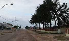 Porto Grande - Porto Grande-AP-Avenida principal-Foto:deCamargoLima