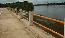 Porto Grande - Porto Grande-AP-Orla do Rio Araguari-Foto:By Nenejo