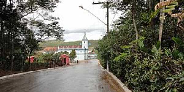 Florália-MG-Igreja N.Sra.da Glória-Foto:João An. Cota