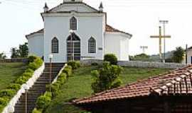 Florestal - Igreja Sto. Ant�nio, por Altemiro O. Cristo