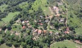 Florestina - Vista aérea do Distrito de Florestina - Por Hosanan Caetano da Silva