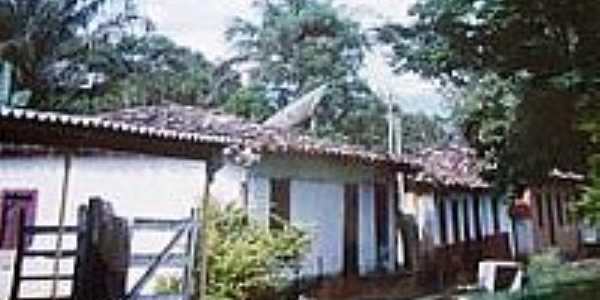 Casario em Florestina-Foto:Glaucio Henrique Cha…