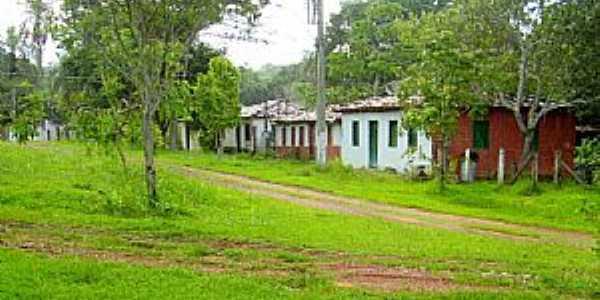Florestina-MG-Casario da vila-Foto:Glaucio Henrique Chaves