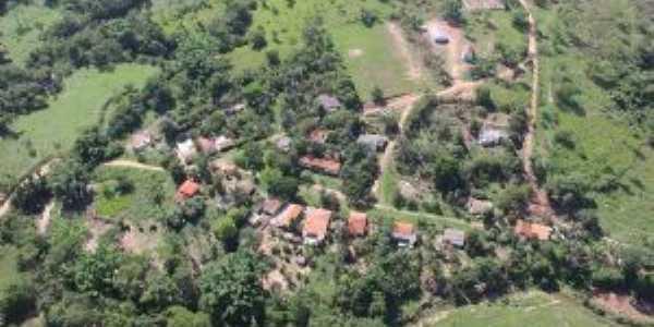 Vista aérea do Distrito de Florestina - Por Hosanan Caetano da Silva