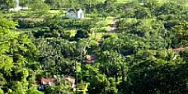 Vista da cidade-Foto:Glaucio Henrique Cha…