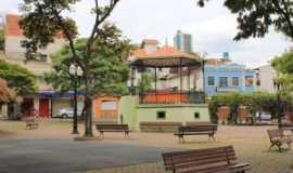 Formiga - coreto da praça Ferreira Pires, Por NIVALDO JOSE PINTO