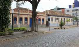 Formiga - praça acima da igreja da matriz, Por NIVALDO JOSE PINTO