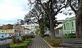 Formiga - Formiga-MG-Pracinha no centro-Foto:NILTON RIBEIRO