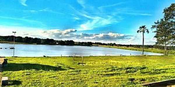 Imagens da cidade de Formoso - MG - Lago Formoso