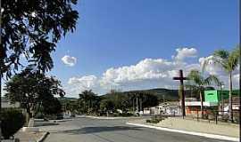 Fortuna de Minas - Fortuna de Minas-MG-Avenida principal-Foto:Francisco Belato
