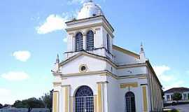 Fortuna de Minas - Fortuna de Minas-MG-Matriz de Santo Antônio de Pádua-Foto:Vicente A. Queiroz