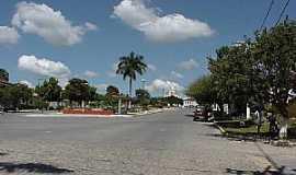 Fortuna de Minas - Fortuna de Minas-MG-Praça da Matriz-Foto:asminasgerais.com.br