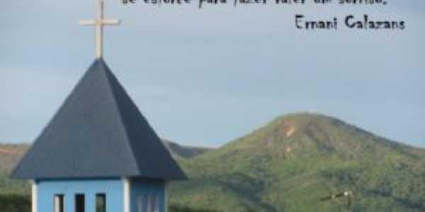 Capela de F�tima por Ernani Calazans, Por Ernani calazans de Oliveira