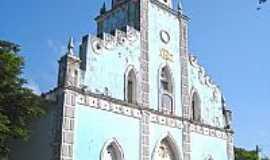 Frei Eustáquio - Igreja no Distrito de Frei Eustáquio-Foto:CicloTP