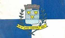 Frei Gaspar - Bandeira_de_Frei_Gaspar