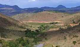 Frei Gaspar - Chegando em Frei Gaspar-Foto:JOTALU [Panoramio]