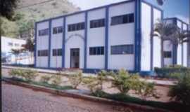 Frei Gaspar - prédio da prefeitura municipal  da cidade de Frei Gaspar-mg., Por Alcemiro Fernandes