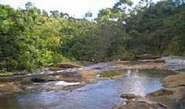 Fronteira dos Vales - Fazenda Miragem,Cachoeira do Rio Pampã-Foto:Eugenio Ribas [Panoramio]