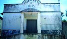 Fronteira dos Vales - Igreja da Assembléia de Deus-Foto:Eugenio Ribas [Panoramio]