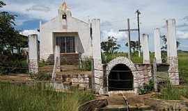 Frutal - Frutal-MG-Capela de N.Sra.das Graças na Comunidade de Água Santa-Foto:Altemiro Olinto Cristo