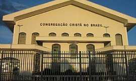 Frutal - Frutal-MG-Igreja da Congregação do Brasil-Foto:Altemiro Olinto Cristo