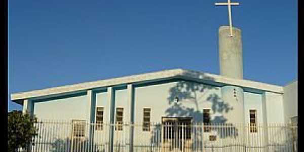 Frutal-MG-Igreja de N.Sra.do Ros�rio-Foto:Altemiro Olinto Cristo