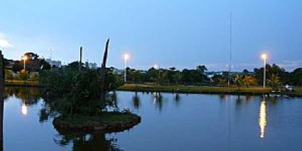 Frutal-MG-Lago do Parque Municipal dos Lagos-Foto:Altemiro Olinto Cristo