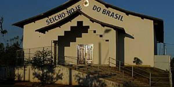 Frutal-MG-Templo Seicho-no-ie-Foto:Altemiro Olinto Cristo