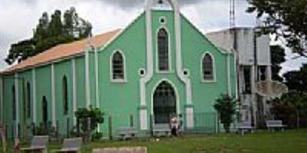 Igreja em Vila Funchal-Foto:Jose e Aline