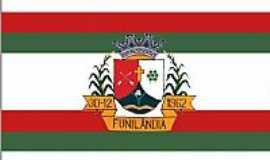Funilândia - Bandeira de Funilandia-MG