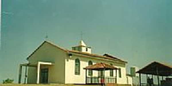 Igreja de Galena-Foto:SALVADOR TOLENTINO