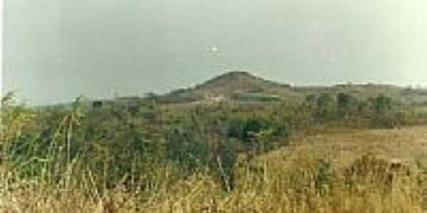 Morro do Escuta-Foto:SALVADOR TOLENTINO