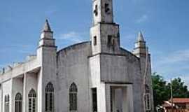 Gameleiras - Igreja-Foto:Erico_Brito [Panoramio]
