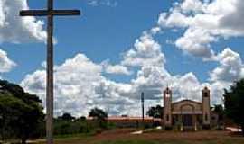 Garapuava - Igreja de Garapuava-Foto:Carlos AAlves
