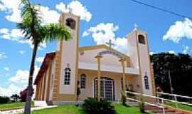 Garapuava - Igreja do Senhor  Bom Jesus-Foto:Carlos AAlves