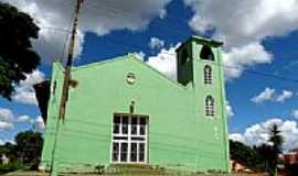 Garapuava - Velha Paróquia no Distrito de Garapuava-Foto:Carlos AAlves
