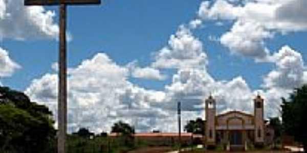 Igreja de Garapuava-Foto:Carlos AAlves
