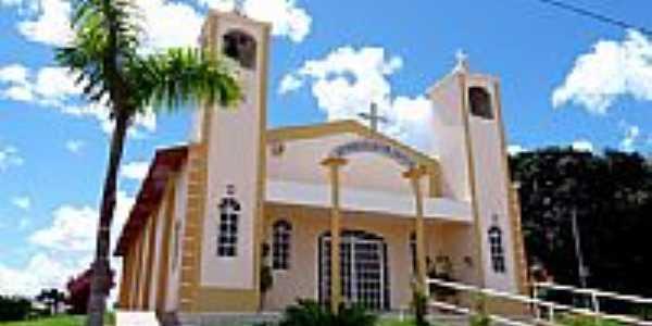 Igreja do Senhor  Bom Jesus-Foto:Carlos AAlves
